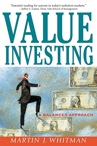 Value Investing By Martin J. Whitman
