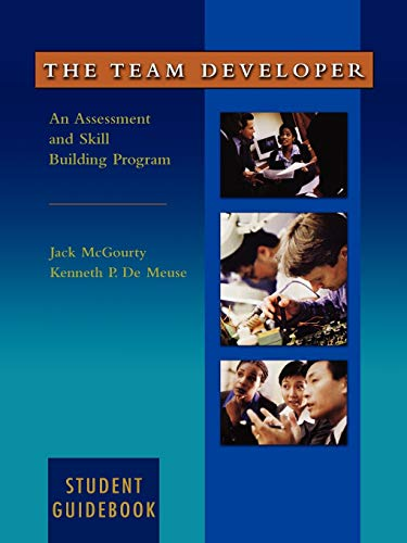 The Team Developer By Jack McGourty