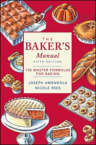 Baker's Manual By Joseph Amendola