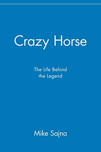 Crazy Horse By Mike Sajna