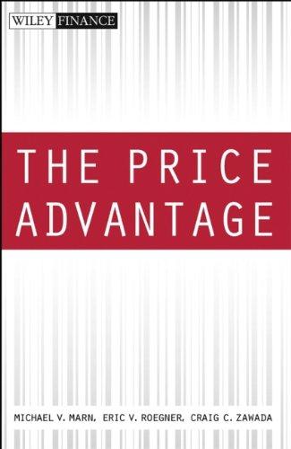 The Price Advantage By McKinsey & Company