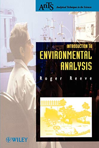 Introduction to Environmental Analysis by Roger N. Reeve