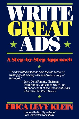 Write Great Advertisements By Eric A. Klein