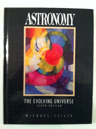 Astronomy By Michael Zeilik