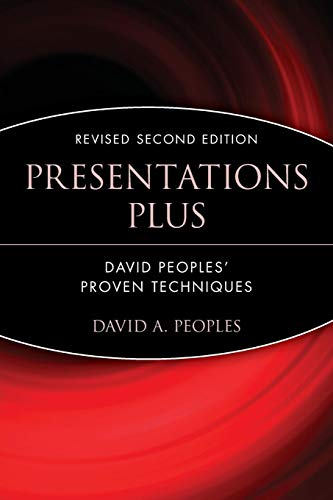 Presentations Plus By David A. Peoples