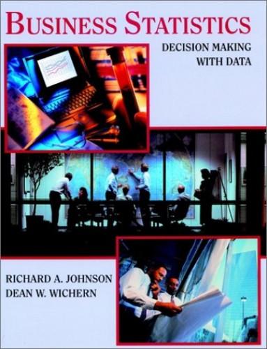 Business Statistics By Richard A. Johnson