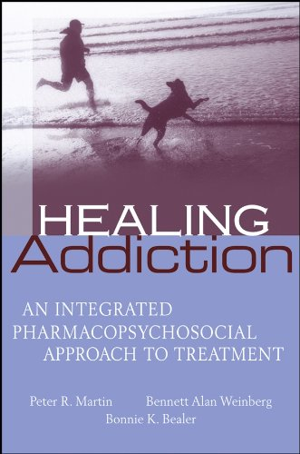 Healing Addiction By Peter R. Martin
