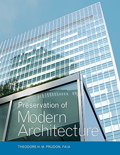 Preservation of Modern Architecture By Theodore H.M. Prudon