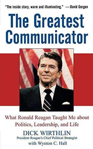 The Greatest Communicator By Dick Wirthlin