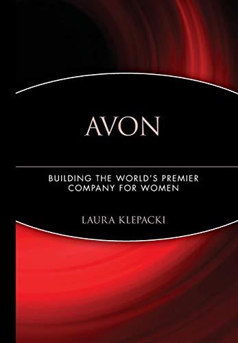 Avon By Laura Klepacki