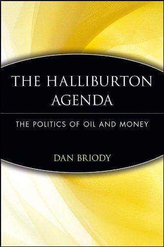 The Halliburton Agenda By Dan Briody