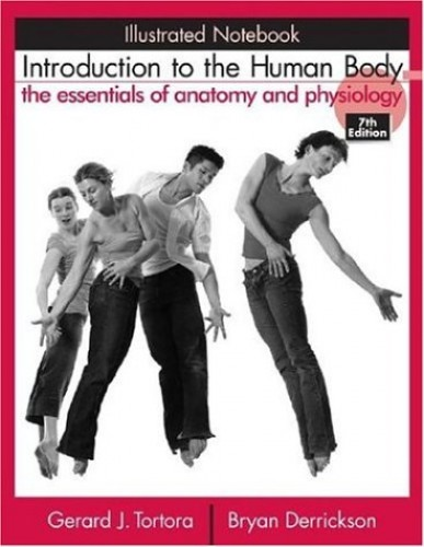Introduction To The Human Body Illustrated Notebook The