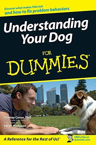 Understanding Your Dog For Dummies By Stanley Coren