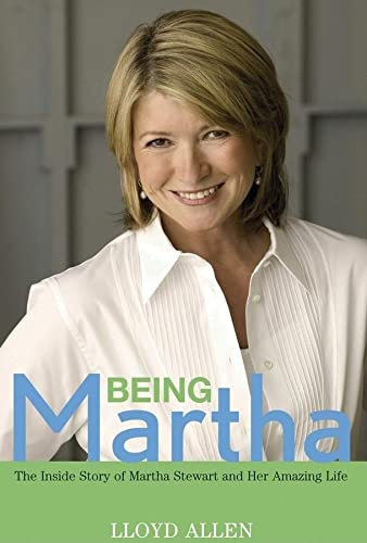 Being Martha By Lloyd Allen