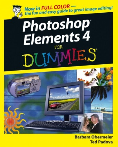 Photoshop Elements 4 For Dummies By Barbara Obermeier