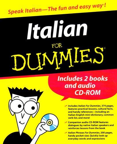 Italian For Dummies By Francesca Romana Onofri