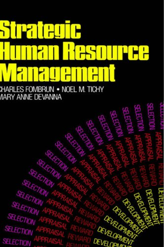 Strategic Human Resource Management By Charles J. Fombrun