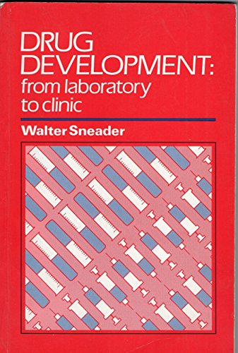 Drug Development By Walter Sneader