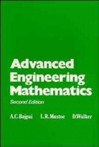 Advanced Engineering Mathematics By A. C. Bajpai