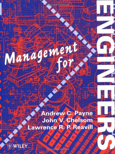 Management for Engineers By Andrew Payne