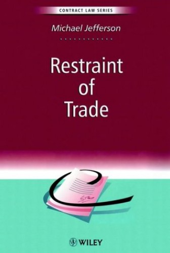 Restraint of Trade By Michael Jefferson