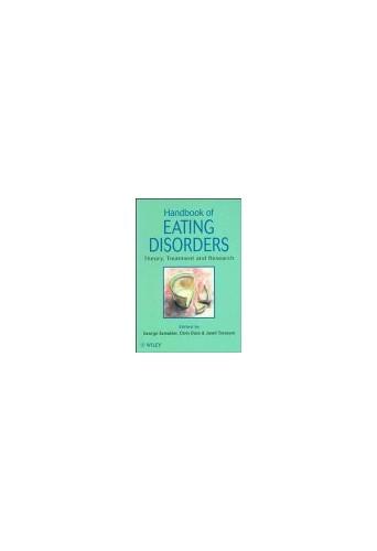 Handbook of Eating Disorders By George Szmukler