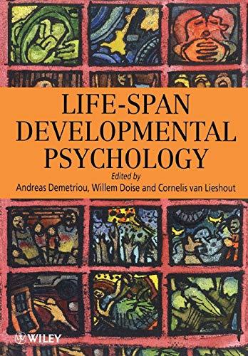 Life-Span Developmental Psychology By Andreas Demetriou
