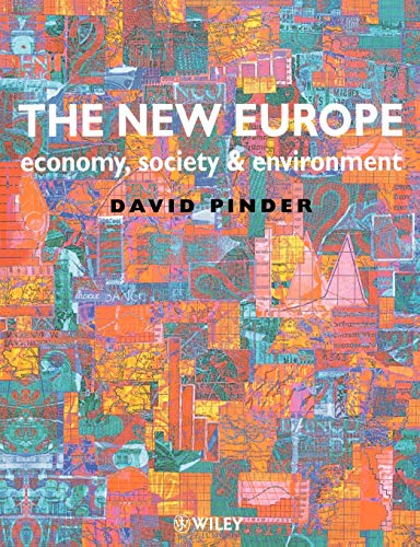 The New Europe By David Pinder