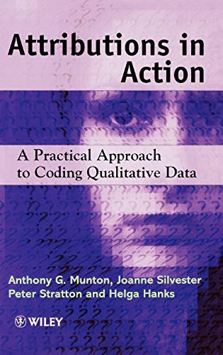 Attributions in Action By Anthony G. Munton