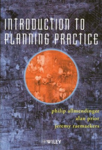 Introduction to Planning Practice by Philip Allmendinger