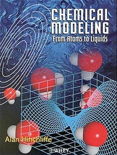 Chemical Modeling By Alan Hinchliffe