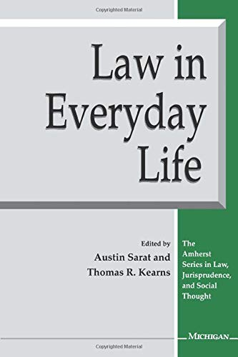 Law in Everyday Life By Thomas R. Kearns