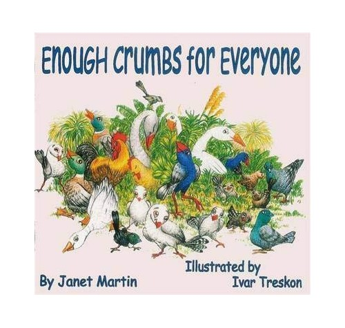 Enough Crumbs for Everyone By Janet Martin