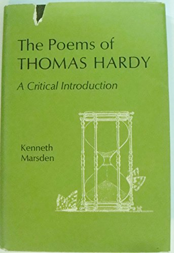 Poems of Thomas Hardy By Kenneth Marsden