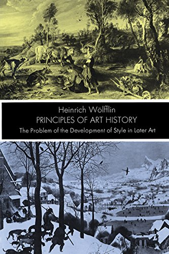 Principles of Art History By Heinrich Wolfflin