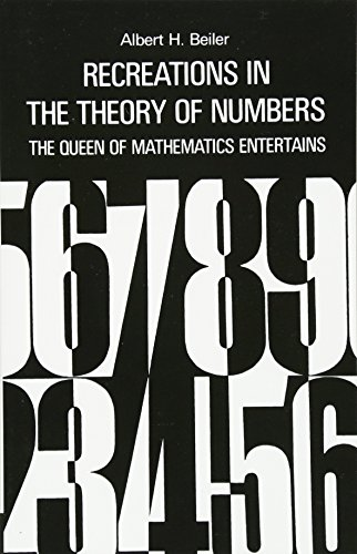 Recreations-in-the-Theory-of-Numbers-Dover-Recrea-by-Beiler-A-H-0486210960