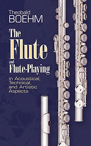 Flute and Flute Playing By Toni G. Boehm
