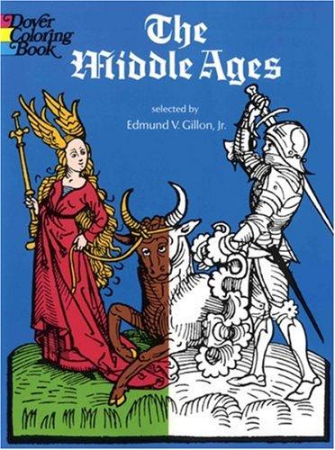The Middle Ages By Edmund V Gillon, Jr.
