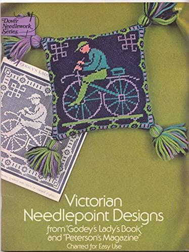 Victorian Needlepoint Designs By Rita Weiss