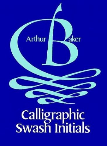 Calligraphic Swash Initials By Arthur Baker