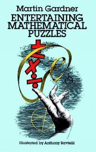 Entertaining Mathematical Puzzles By Martin Gardner