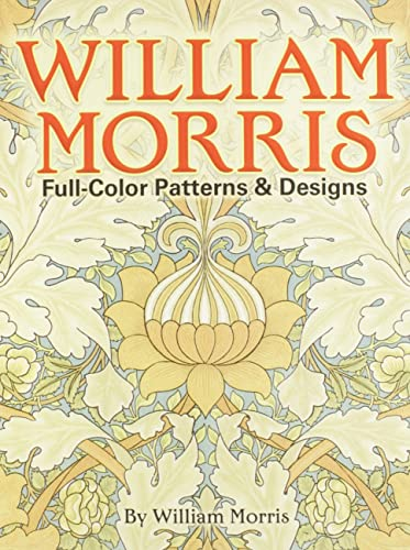 Full-colour Patterns and Designs By William Morris