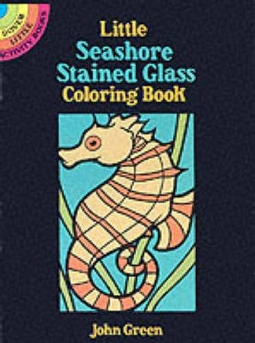 Little Seashore Stained Glass By John Green