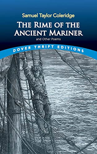 The Rime of the Ancient Mariner (Dover Thrift Editions) By Samuel Taylor Coleridge