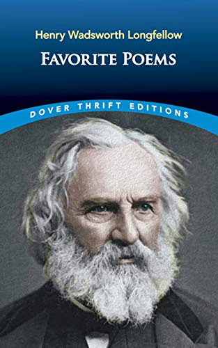 Favorite Poems By Henry Wadsworth Longfellow