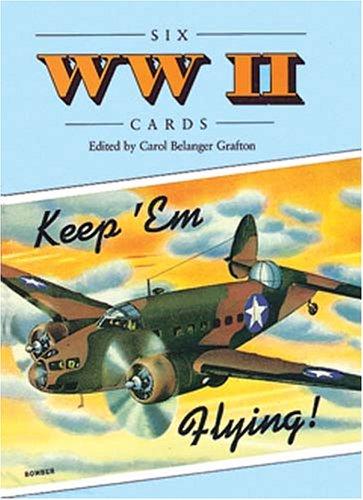 Six World War II Postcards By Carol Belanger Grafton