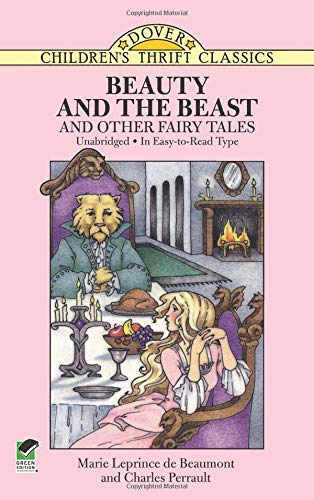Beauty and the Beast By Volume editor Marie Leprince de Beaumont, Mad