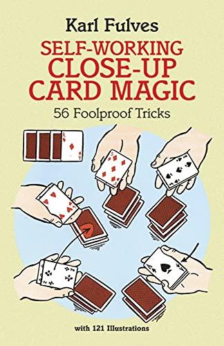 Self-Working Close-Up Card Magic By Karl Fulves