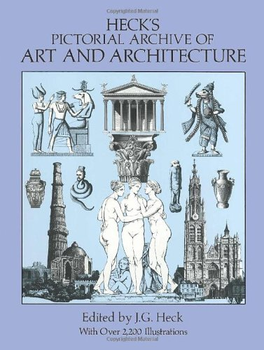 Heck's Iconographic Encyclopedia of Sciences, Literature and Art By Edited by J. G. Heck
