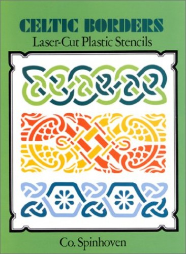 Easy to Use Celtic Borders By C. Spinhoven